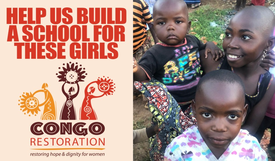 2019 Congo School Ad